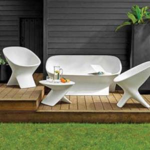 ensemble mobilier jardin