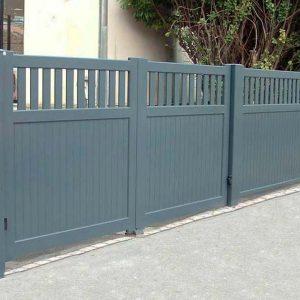 Portail aluminium Chantilly
