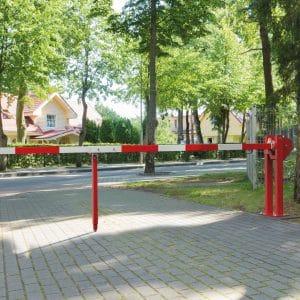 barrière de sécurité levante à verrin nord exetterra