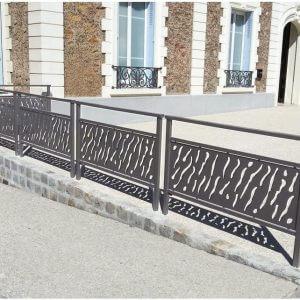 barriere de ville main courante venise